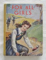 For All Girls (Blackie, early 1950s) - vintage girls' story book
